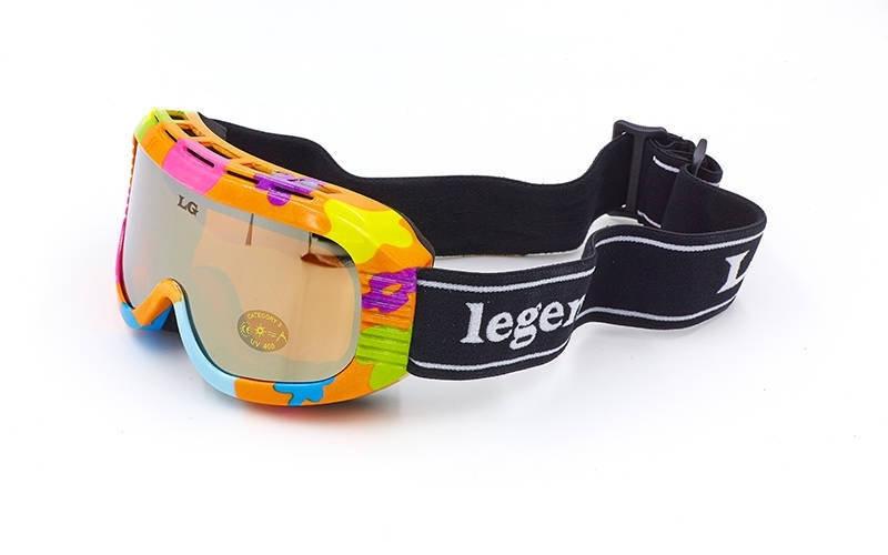 Купить Детские горнолыжные очки Legend LG7004 в Киеве и Украине 99cb335dda6