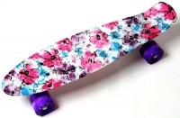 Скейт Penny Board MS Flowers Chamomile Limited edition