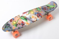 Скейт Penny Board MS Супергерои Limited Edition