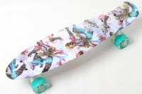 Скейт Penny Board MS Aladdin Limited Edition