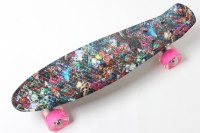 Скейт Penny Board MS Hipster Limited Edition