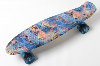 Скейт Penny Board MS Pyramid Limited Edition