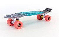 Скейт Penny Board SK-407-1 Fish Color Point