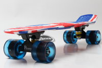 Скейт Penny Board MS Британия Limited Edition