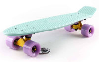 Скейт Penny Board Original Fish SK-401-10 pastel mint