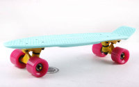 Скейт Penny Board Original Fish SK-401-39 pastel mint